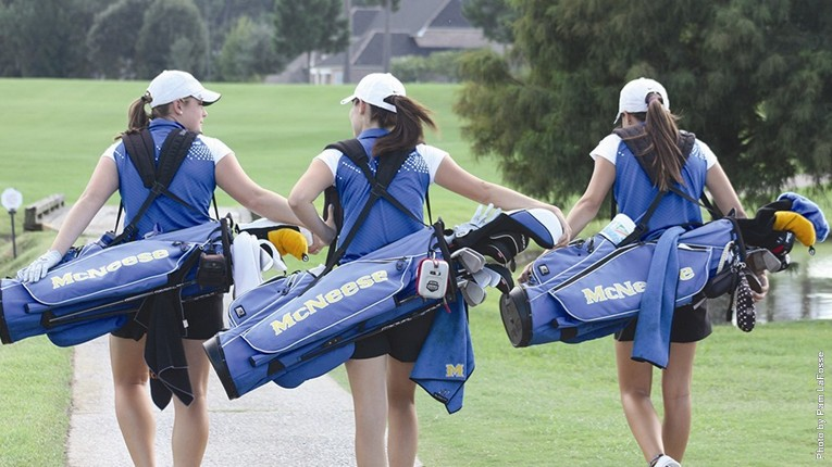 Women's Golf Players