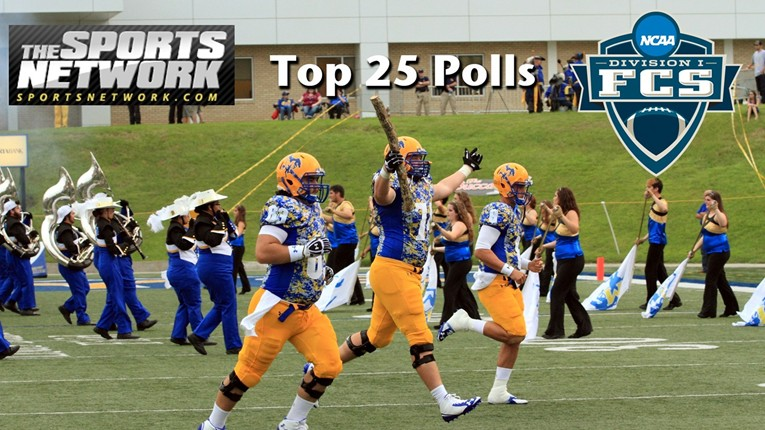 9-22 Top 25 poll