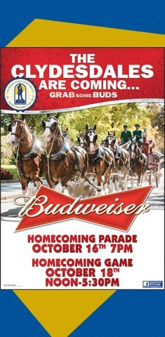 Homecoming - Clydesdales