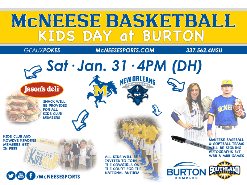 KIDS DAY AT BURTON
