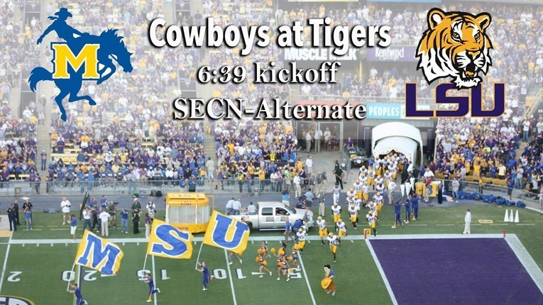 McNeese at LSU preview