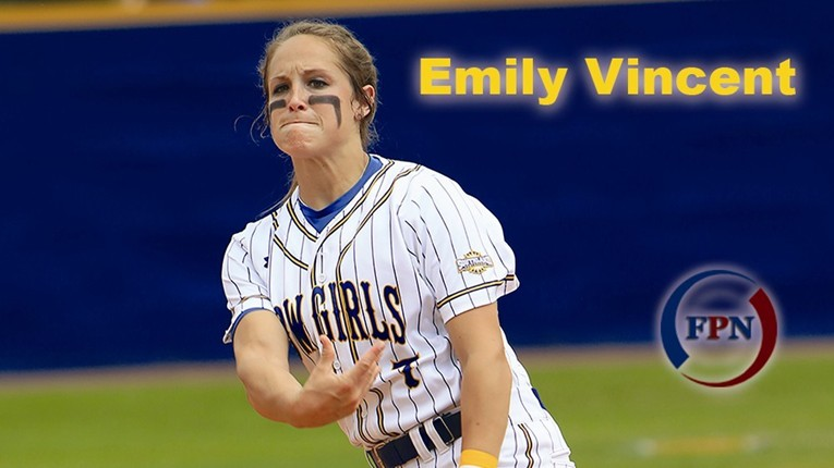 Emily Vincent (Fastpitch News) Top 50 Pitchers